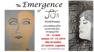 The Emergence of Joti poster