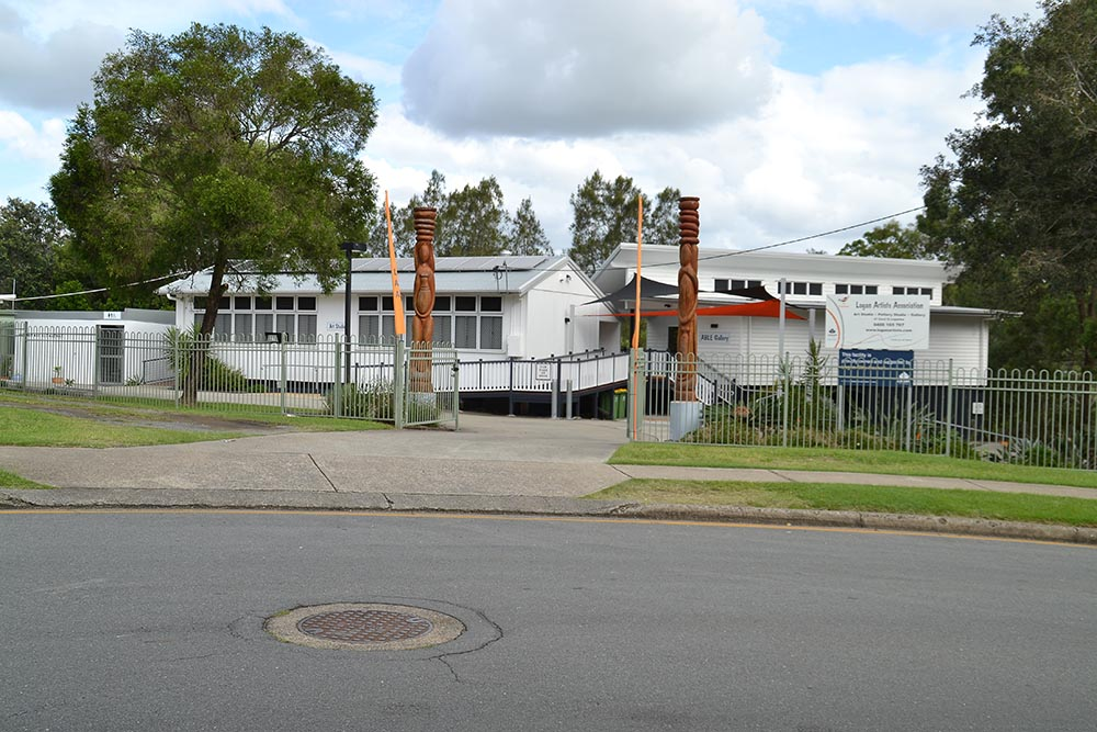 Logan Artists Association Grounds