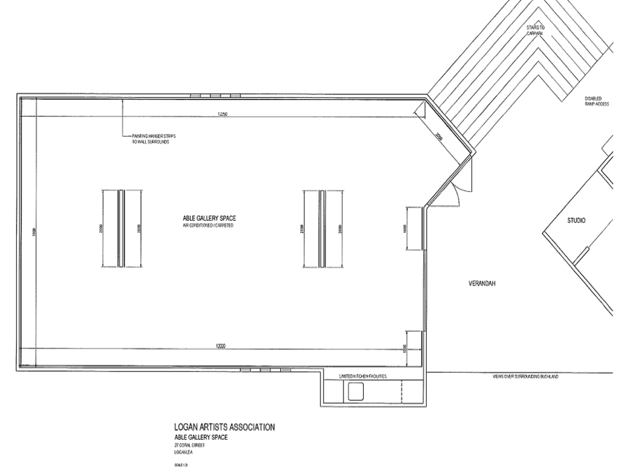 able gallery floor plan